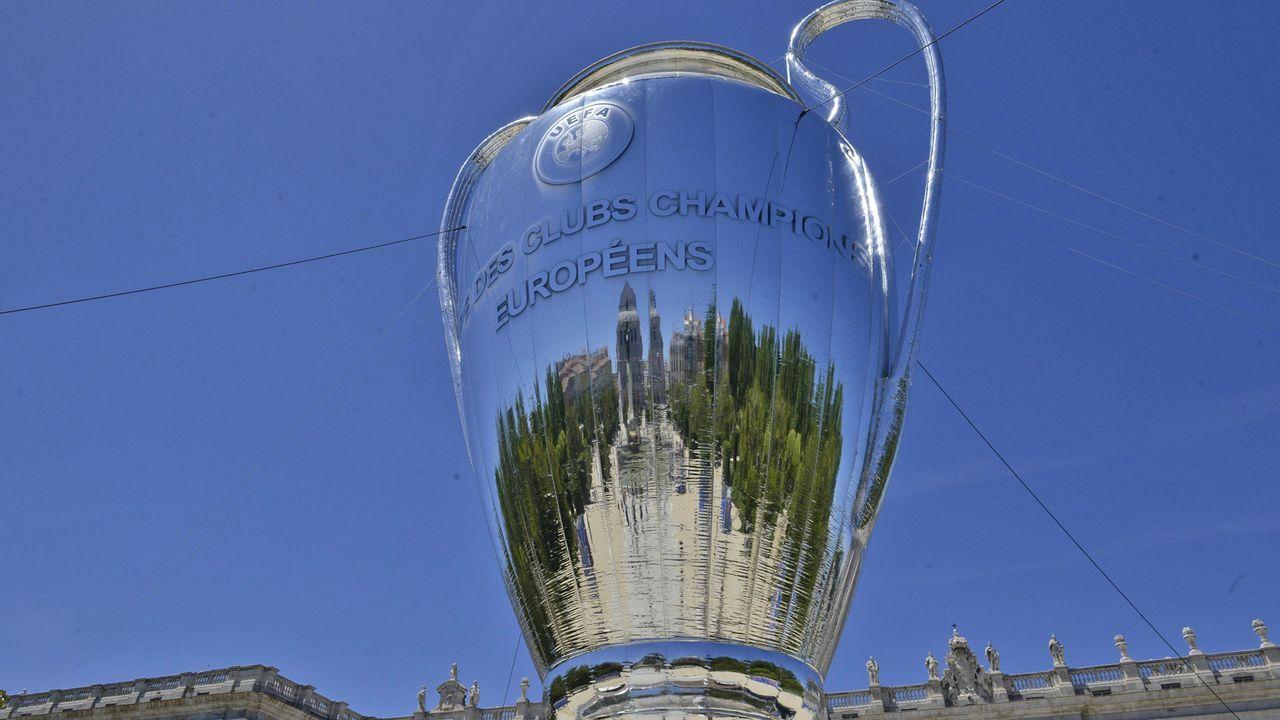 Fazit: Das kostet ein Wochenende beim Champions-League-Finale - Bildquelle: imago