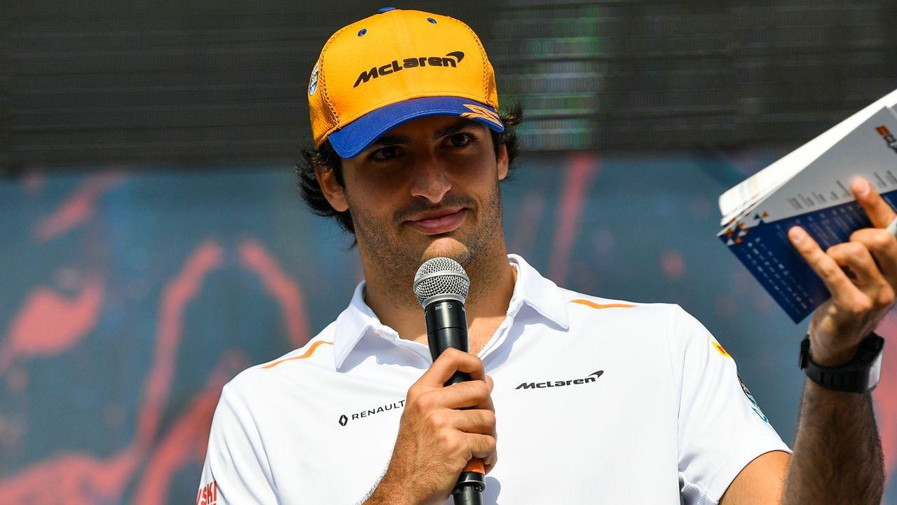 4. Carlos Sainz (McLaren) - Bildquelle: imago images/Motorsport Images