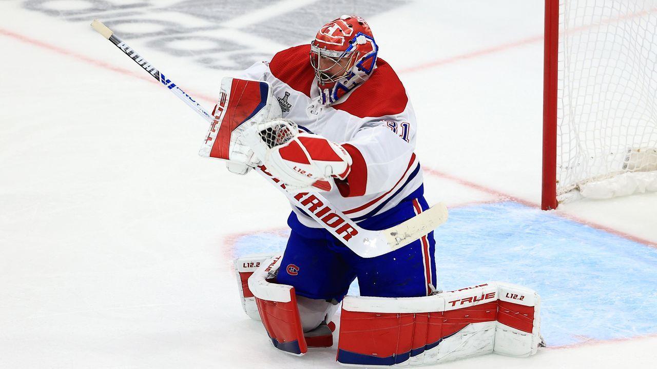 Platz 9 (geteilt): Carey Price (Montreal Canadiens) - Bildquelle: 2021 Getty Images