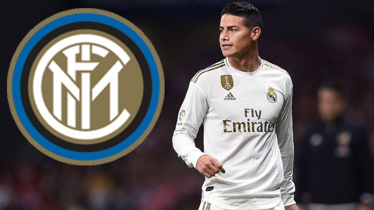 James Rodriguez (Real Madrid) - Bildquelle: 2019 Getty Images