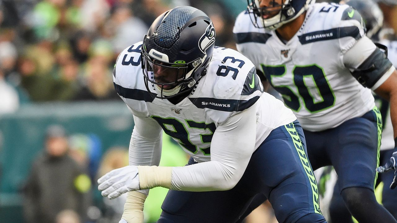 Branden Jackson (Seattle Seahawks) - Bildquelle: Imago