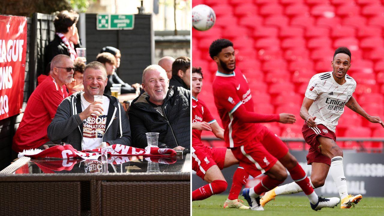 Wegen Corona-Beschränkungen: Arsenal vs. Liverpool wird vorverlegt - Bildquelle: Getty Images
