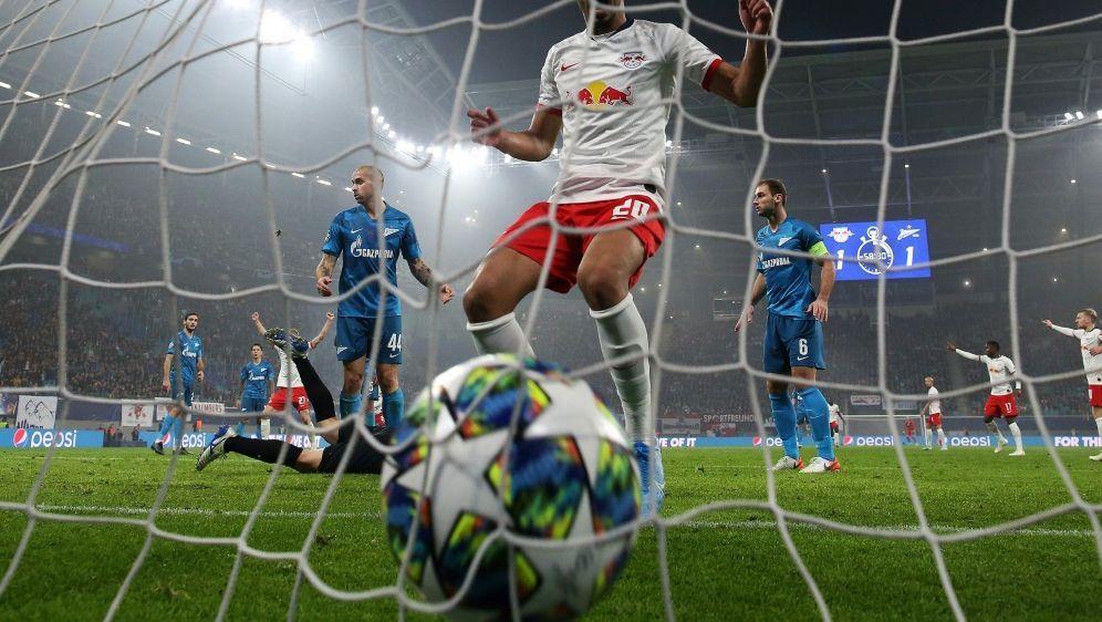 Matheus Cunha (M.) verstärkt die brasilianische U23 - Bildquelle: AFPAFP
