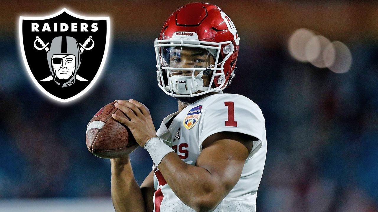 Pick 1: Kyler Murray - Oakland Raiders - Bildquelle: Getty
