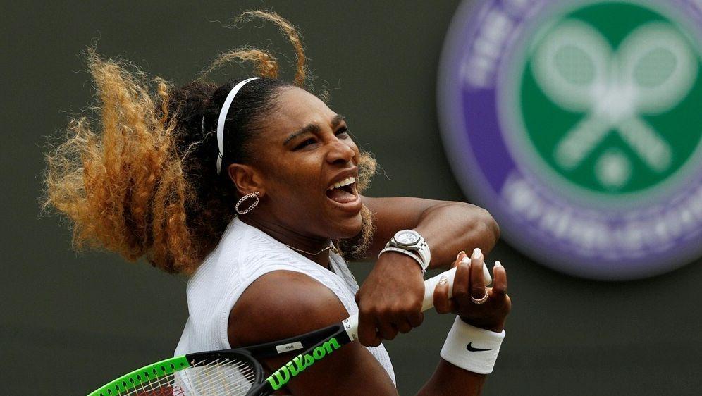 Serena Williams war in psychologischer Behandlung - Bildquelle: AFPSIDADRIAN DENNIS