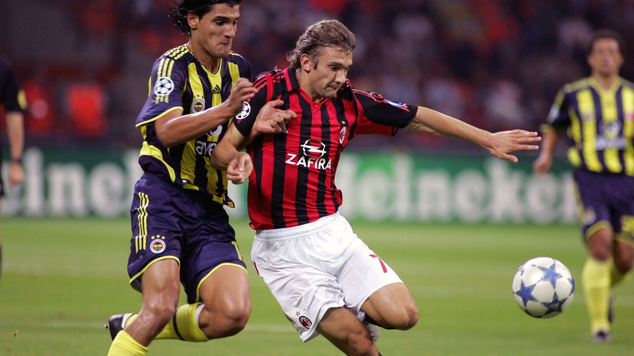 Andriy Shevchenko (AC Mailand) - Bildquelle: Imago