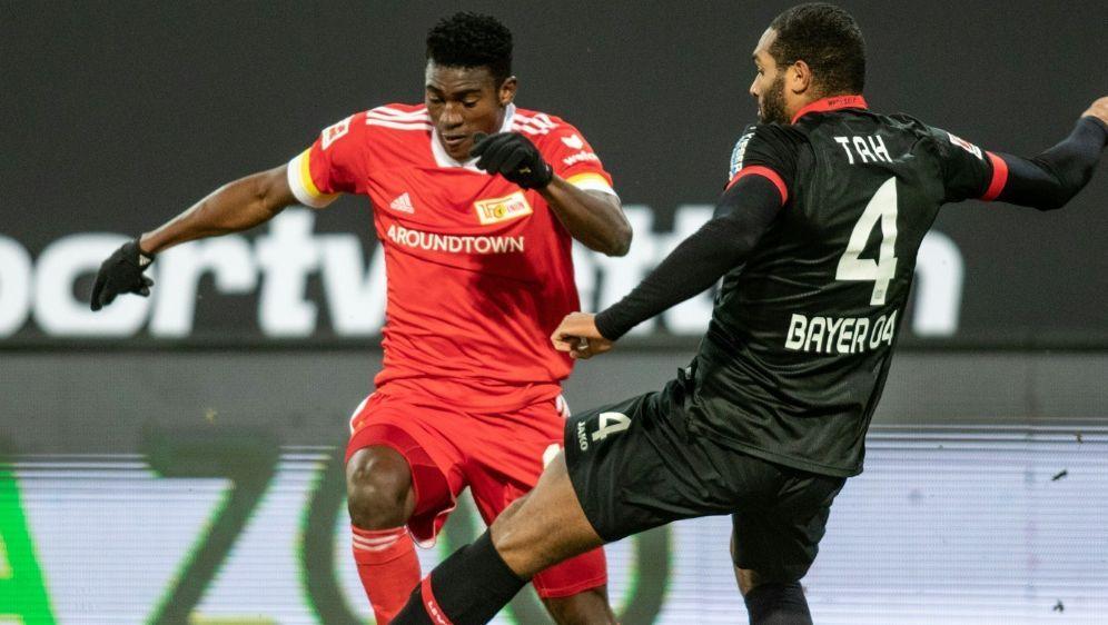 Union schockte Bayer in einem umkämpften Spiel - Bildquelle: AFPSIDANDREAS GORA