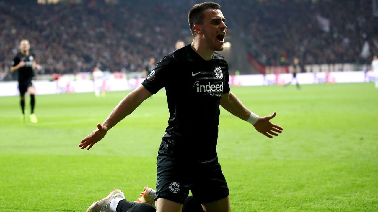 Filip Kostic (Eintracht Frankfurt) - Bildquelle: 2018 Getty Images