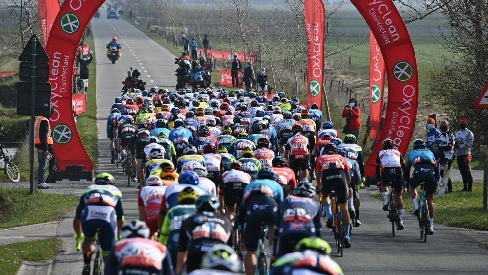 Im Radsport gibt es einen Dopingfall - Bildquelle: AFPSIDDAVID STOCKMAN