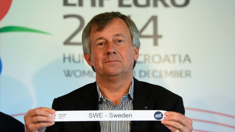Wiederer ist seit 2016 Präsident der EHF - Bildquelle: AFPSIDATTILA KISBENEDEK