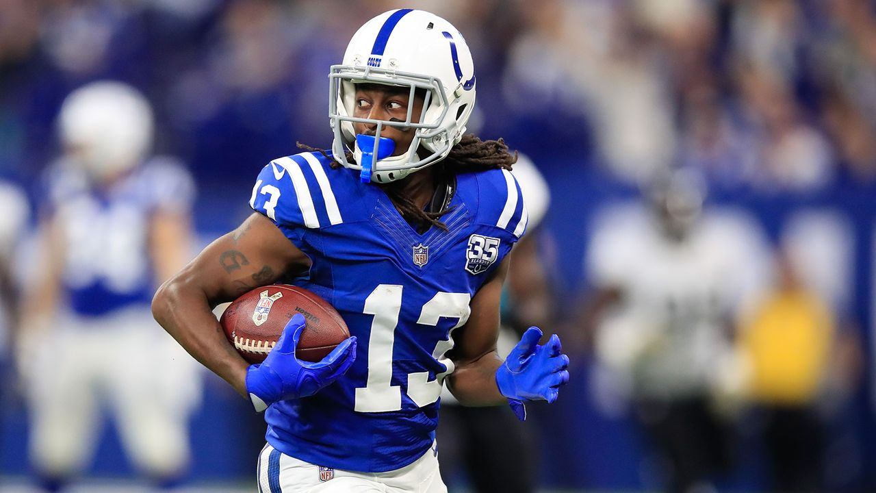 Platz 70: T.Y. Hilton - Bildquelle: 2018 Getty Images