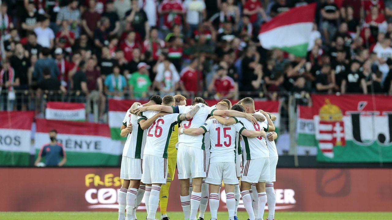 Ungarn - Bildquelle: imago images/PA Images