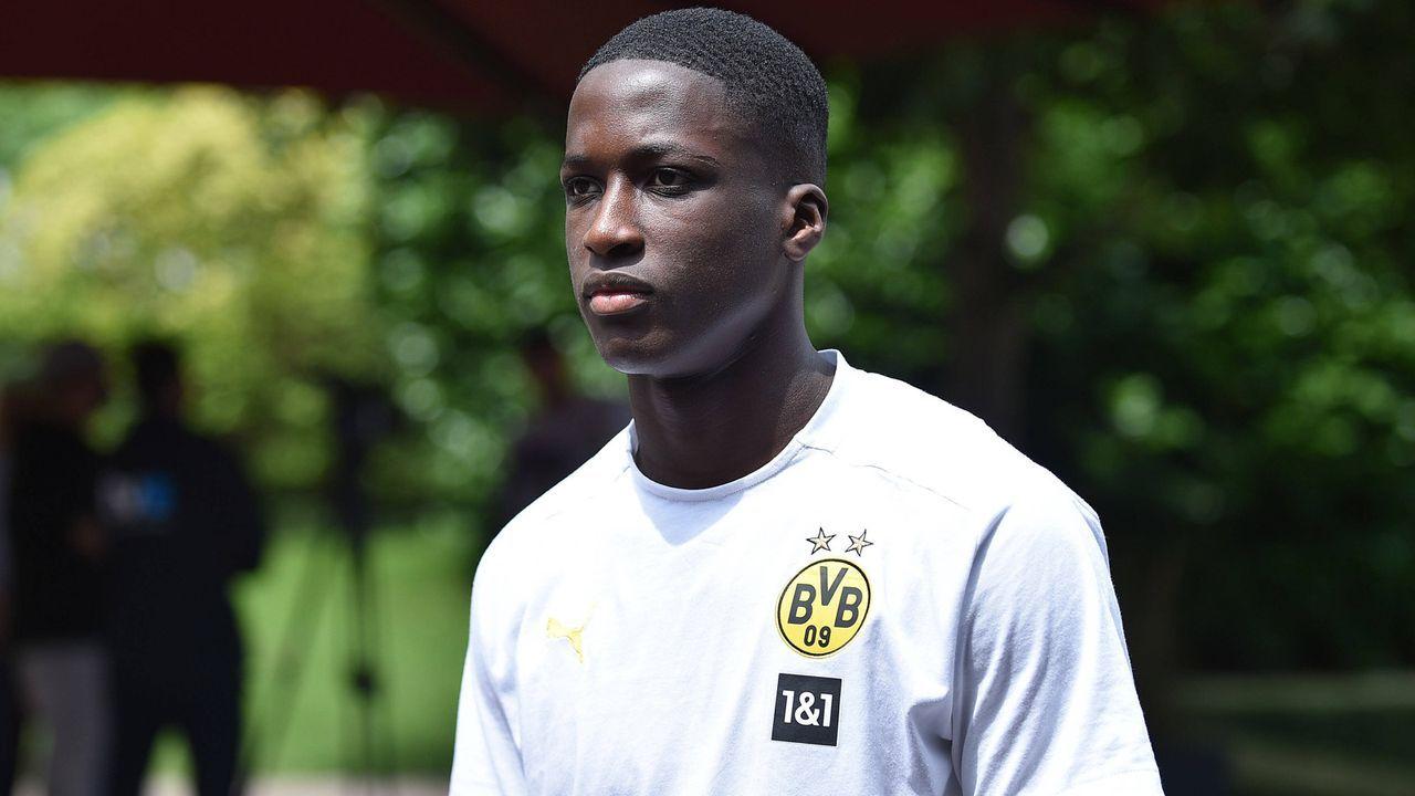 """Soumaila Coulibaly - """"Dortmund ist der richtige Verein für mich"""" - Bildquelle: imago images/Revierfoto"""