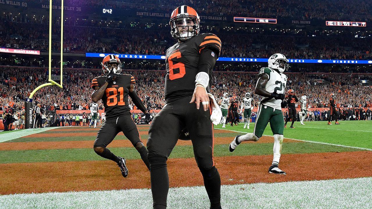 Woche 2: Cleveland Browns at New York Jets - Bildquelle: 2018 Getty Images