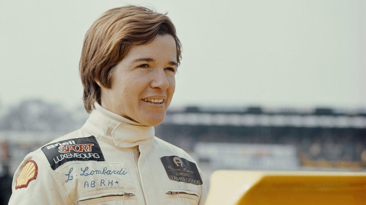 Lella Lombardi (DTM-Saison 1984, 2 Rennen) - Bildquelle: 2016 Getty Images