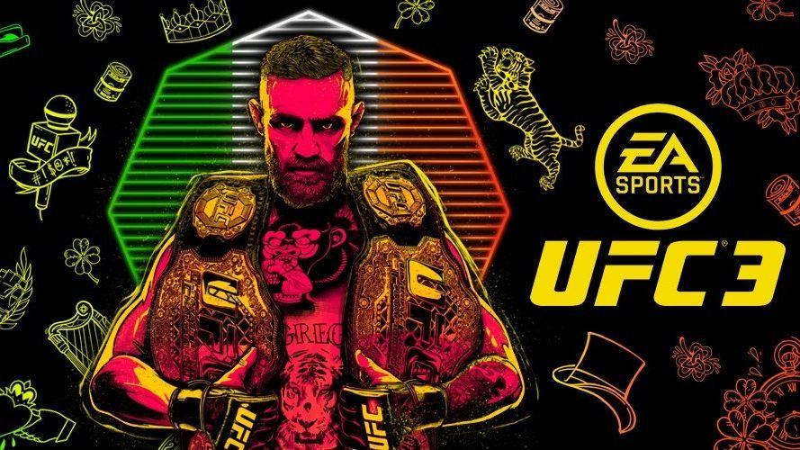 UFC 3 (EA Sports)  - Bildquelle: EA Sports, twitter: @EASPORTSUFC