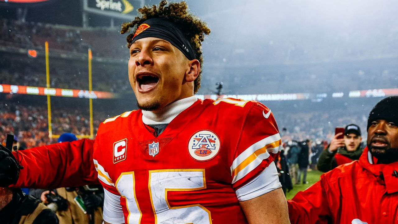 Patrick Mahomes (Kansas City Chiefs) - Bildquelle: 2019 Getty Images