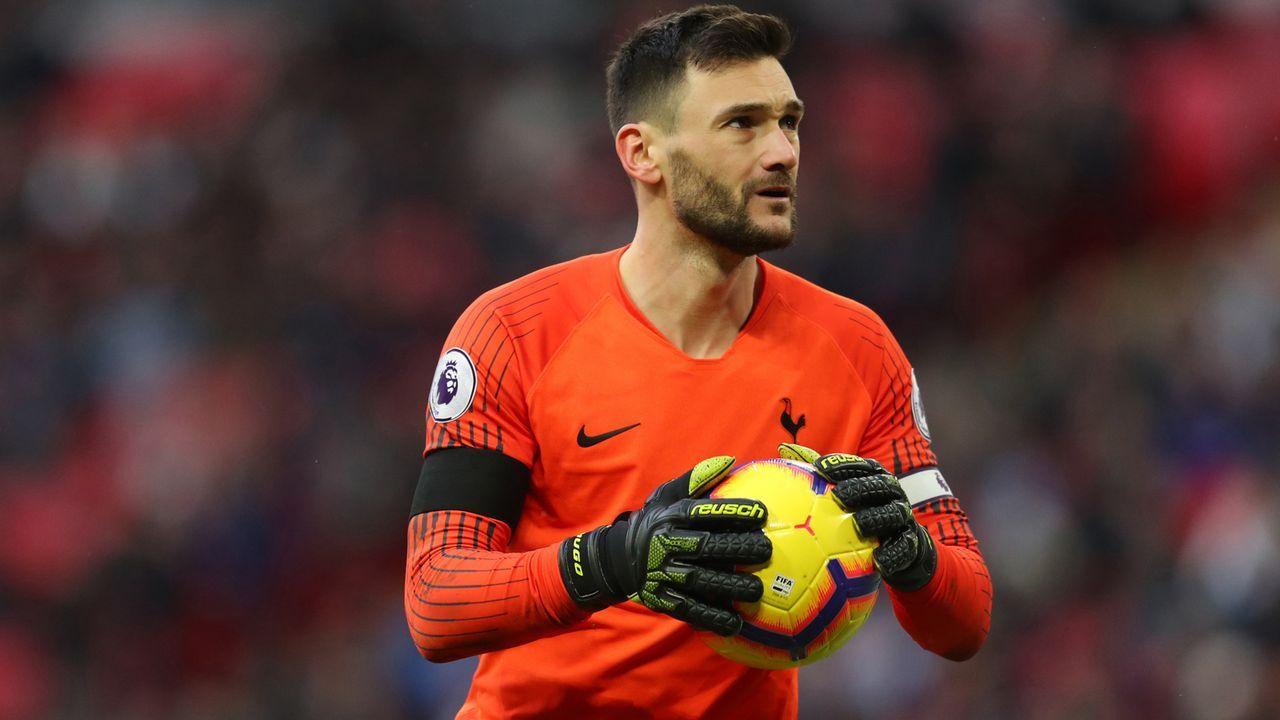 Platz 6 - Hugo Lloris (Tottenham Hotspur) - Bildquelle: 2019 Getty Images