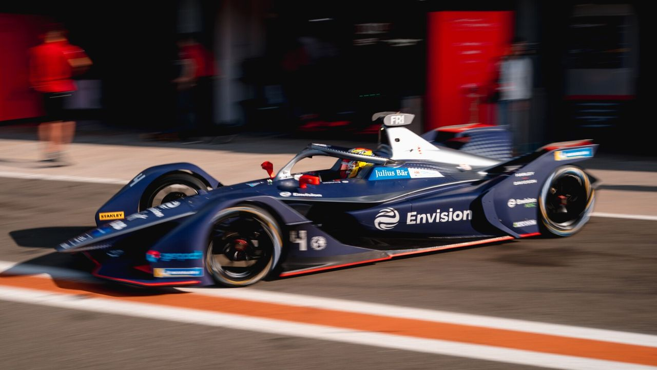 Envision Virgin Racing - Bildquelle: Motorsport Images