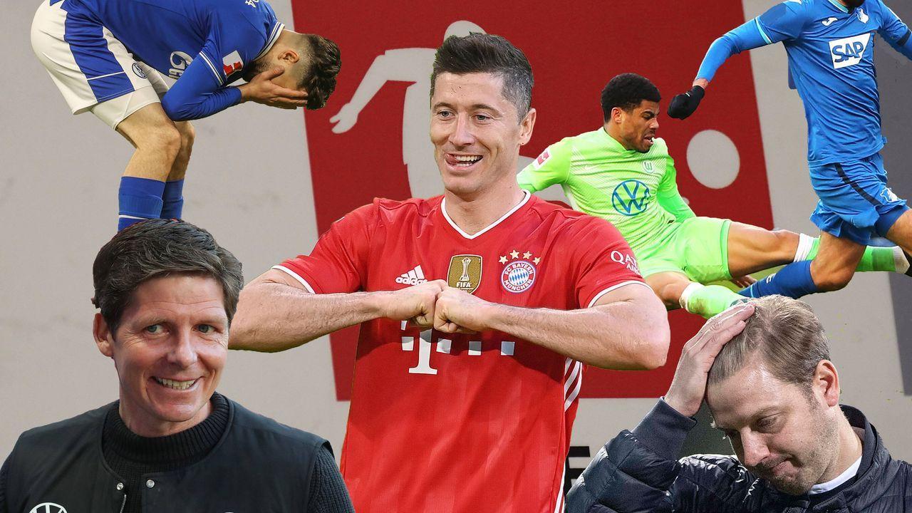 Die Besten Momente der Bundesliga-Saison 2020/21 - Bildquelle: imago images/Chai v.d. Laage