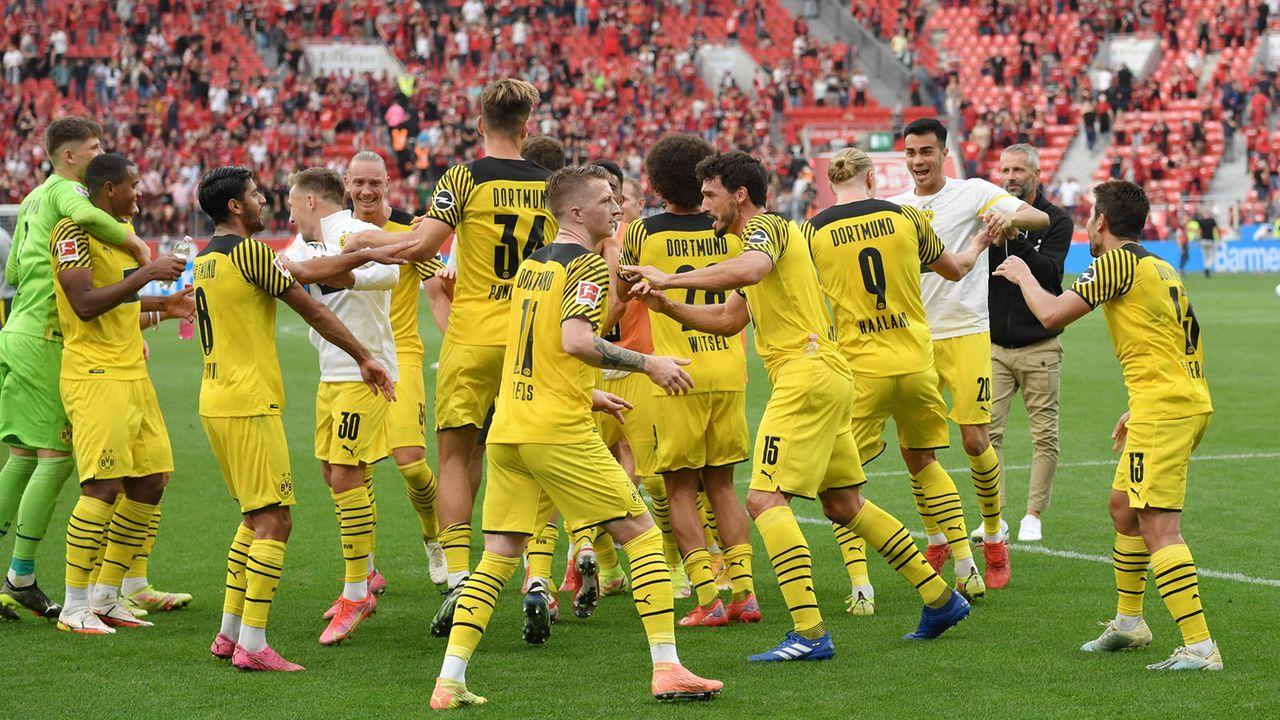 UEFA-Klubranking: Hier stehen die deutschen Teams - Bildquelle: imago images/Team 2