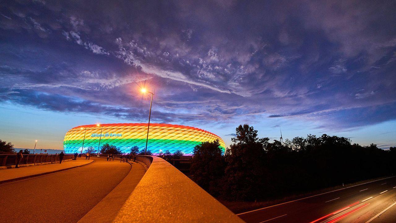 München: Stadion  - Bildquelle: imago images/ActionPictures