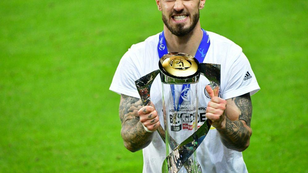 """Niklas Dorsch: """"Bundesliga ist mein Traum"""" - Bildquelle: AFPSIDJURE MAKOVEC"""