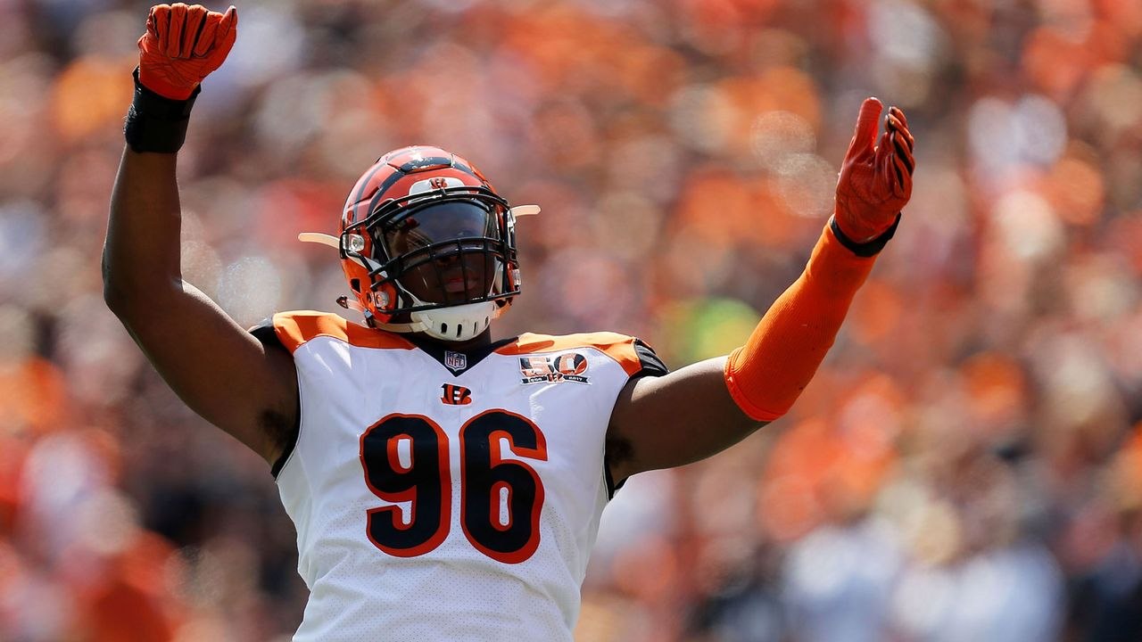 Carlos Dunlap (Seattle Seahawks) - Bildquelle: Getty Images