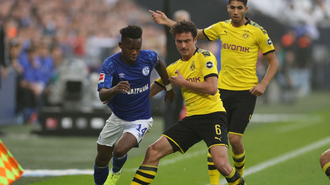 Thomas Delaney (Borussia Dortmund) - Bildquelle: imago