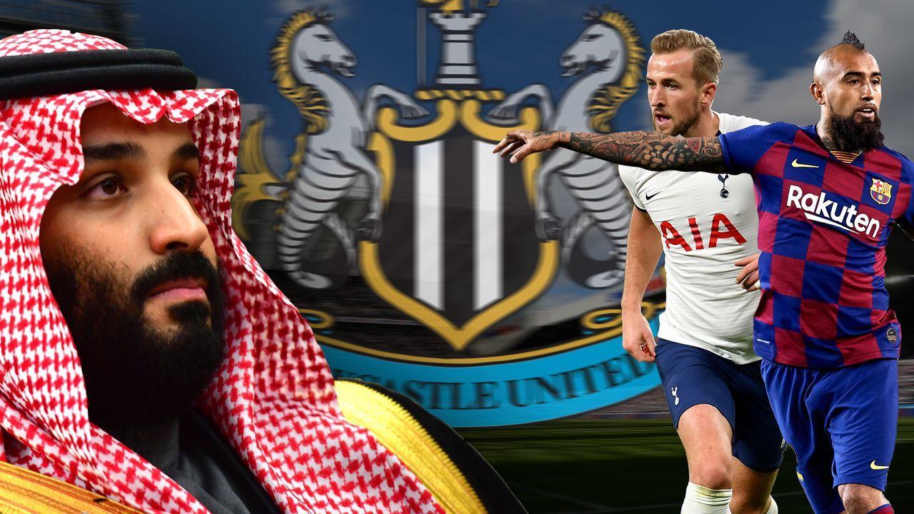 Newcastle United: Bald der reichste und verhassteste Verein der Welt? - Bildquelle: 2018 Getty Images