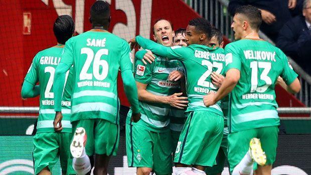 Platz 12: SV Werder Bremen - Bildquelle: 2017 Getty Images