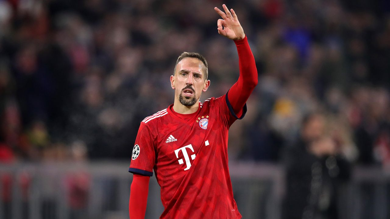 Franck Ribery - Bildquelle: 2018 Getty Images