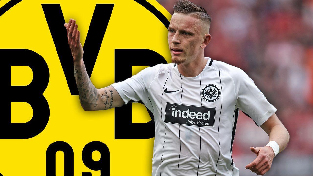 Marius Wolf (Zugang Borussia Dortmund) - Bildquelle: 2018 Getty Images