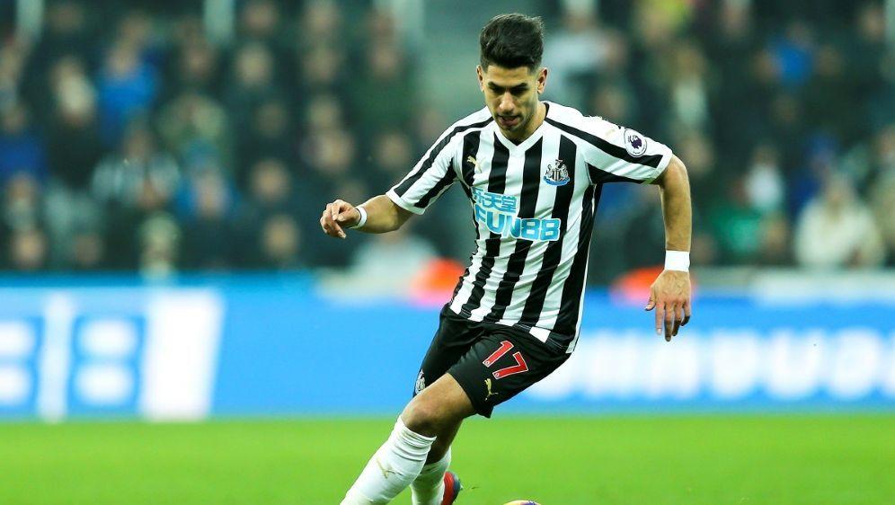 Perez wechselt für 33,5 Millionen Euro zu Leicester City - Bildquelle: PIXATHLONPIXATHLONSID