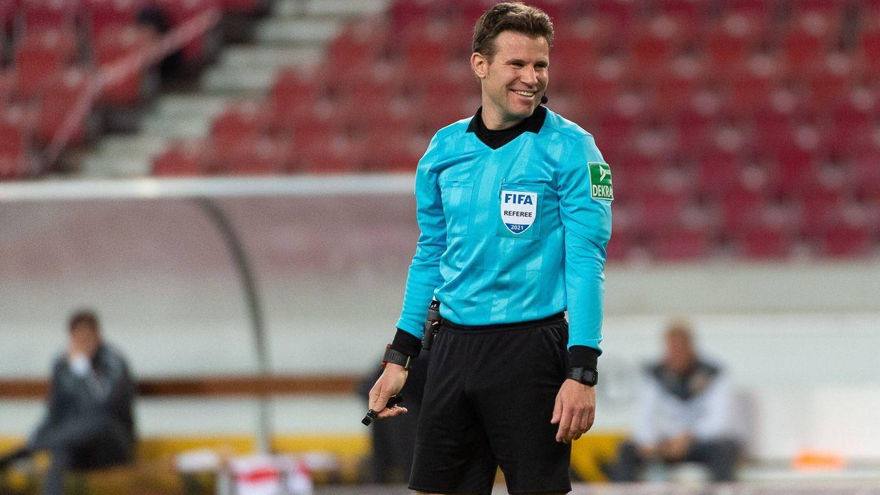Brych und Co.: Die Schiedsrichter mit den meisten Bundesliga-Spielen - Bildquelle: Imago