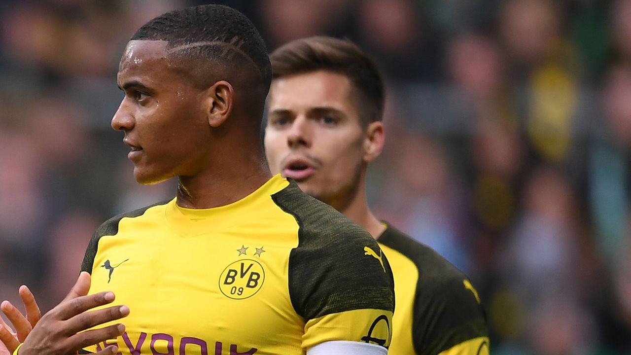 Manuel Akanji - Bildquelle: Getty Images