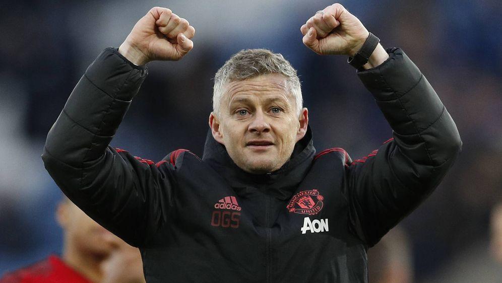 Ole Gunnar Solskjaer hat Manchester United wieder auf Erfolgskurs gebracht -... - Bildquelle: imago