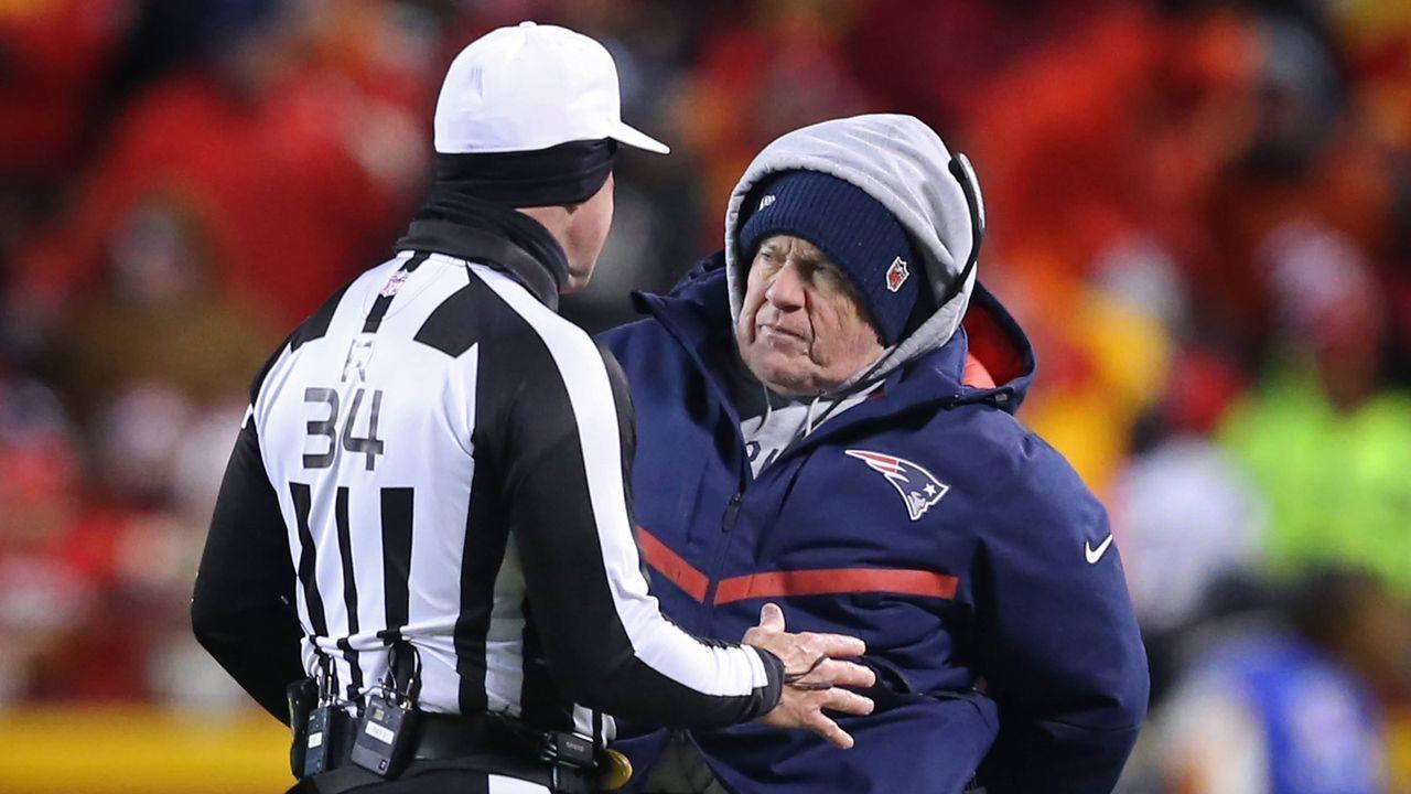 Paltz 31: New England Patriots - Bildquelle: 2016 Getty Images
