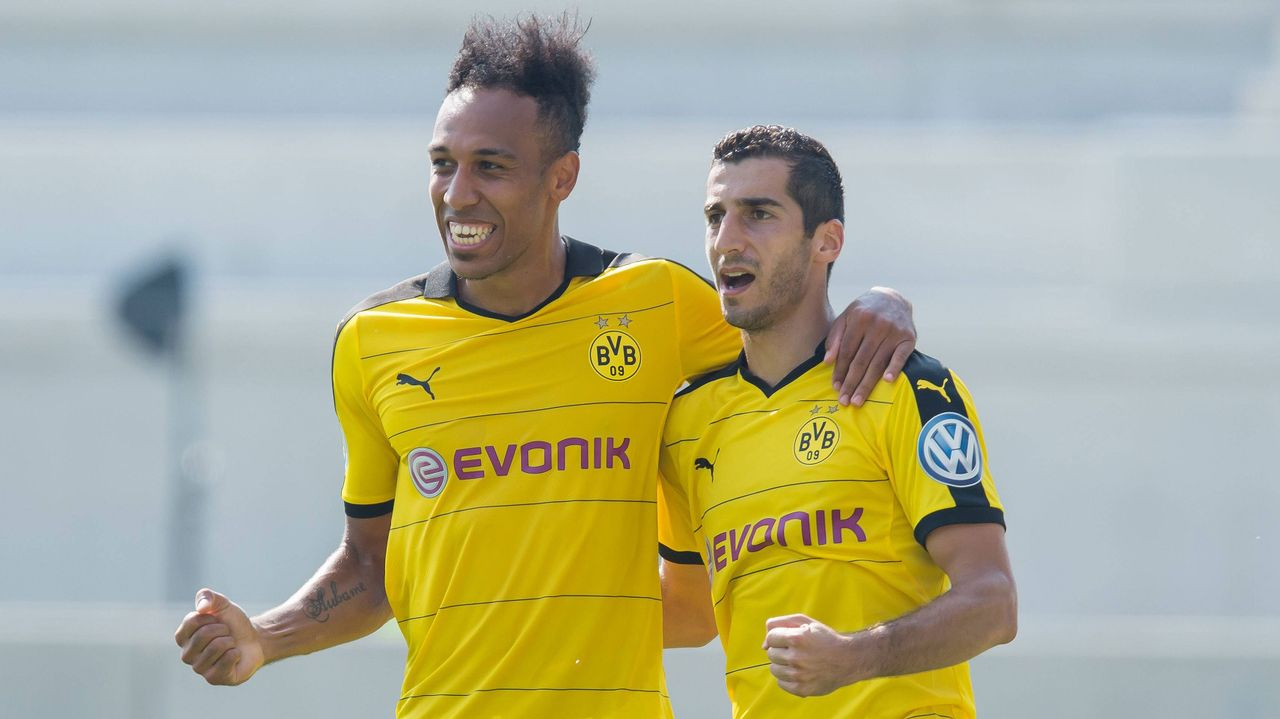 3. Borussia Dortmund (20 Millionen Euro) - Bildquelle: imago/DeFodi