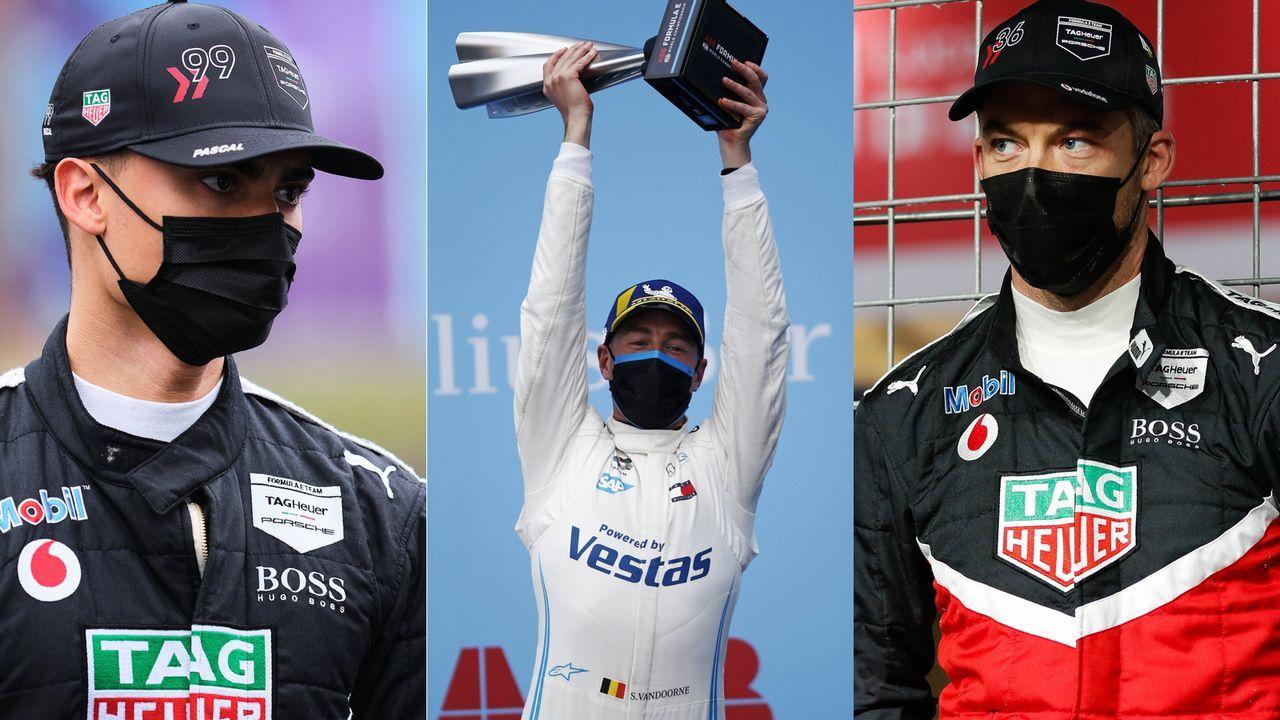 Formel E: Die Gewinner und Verlierer des zweiten Rennwochenendes in Rom - Bildquelle: Imago
