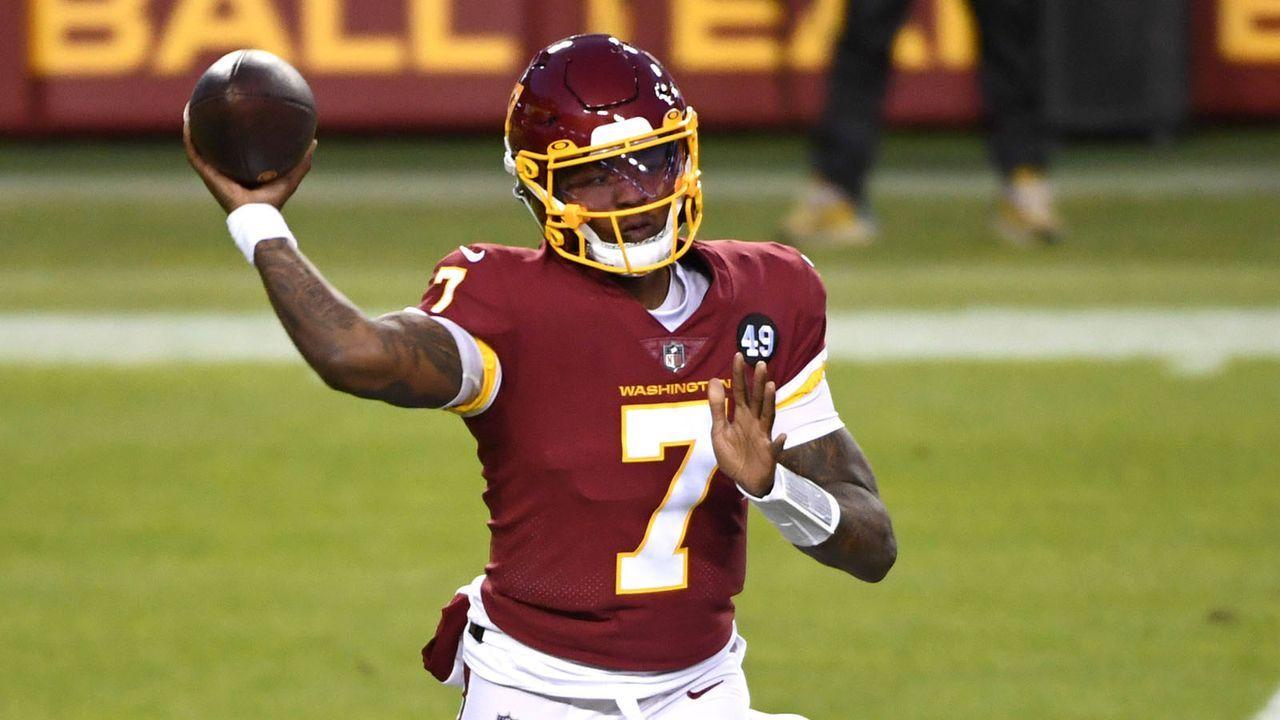 Dwayne Haskins (Pittsburgh Steelers) - Bildquelle: imago images/UPI Photo