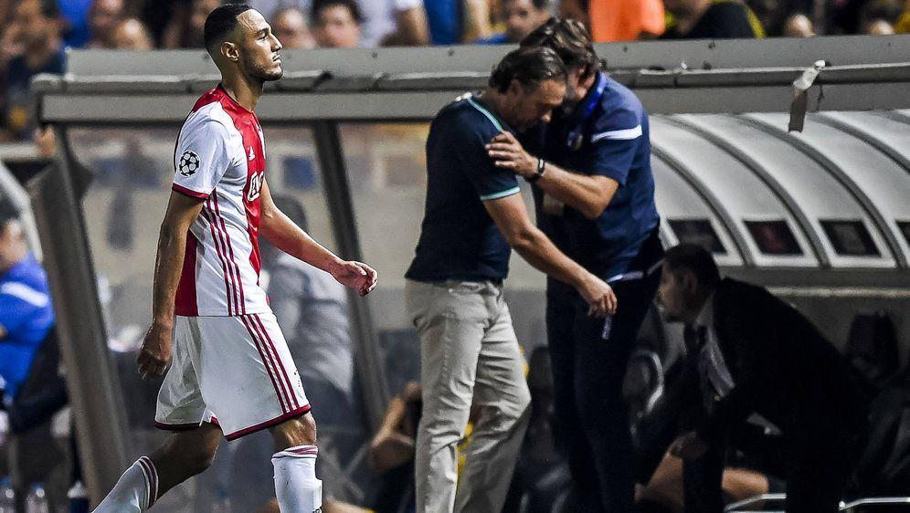 Doll erzielte mit Nikosia im Hinspiel ein 0:0 gegen Ajax - Bildquelle: imago