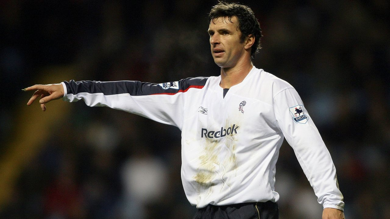 Platz 5 - Gary Speed - Bildquelle: 2006 Getty Images