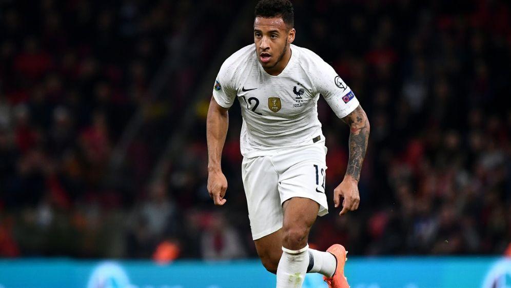 Corentin Tolisso traf bei Frankreichs 2:0-Sieg - Bildquelle: AFPSIDFRANCK FIFE
