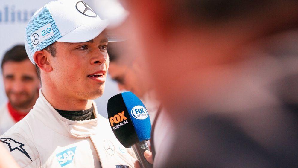 Nyck de Vries blickt auf seine erste Formel-E-Saison zurück. - Bildquelle: Motorsport Images