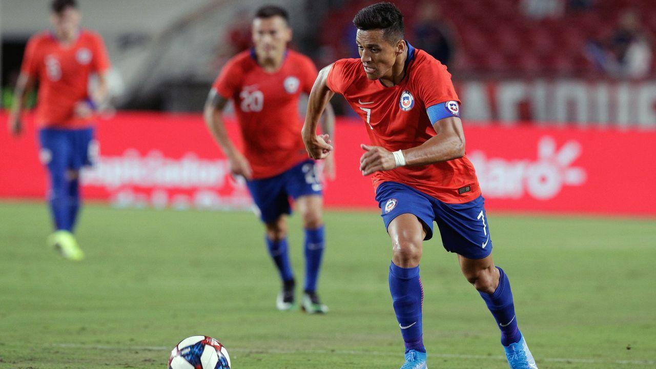 Chile: Alexis Sanchez - Bildquelle: imago images / Photosport
