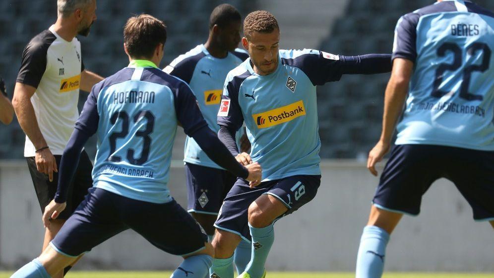 Mönchengladbach verzichtet zunächst auf Corona-Tests - Bildquelle: firo Sportphotofiro SportphotoSIDfiro Sportphoto Jrgen Fromme