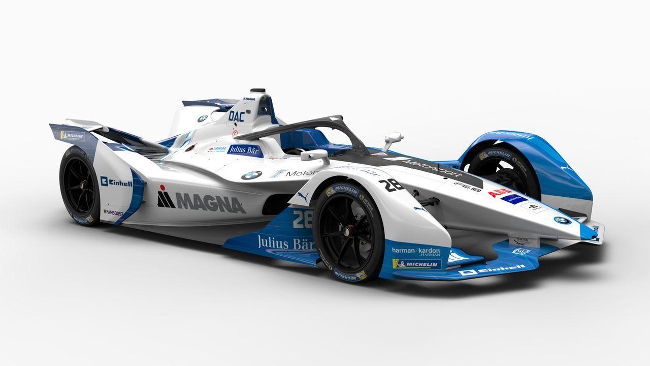 BMW i Andretti - Bildquelle: FIA Formula E