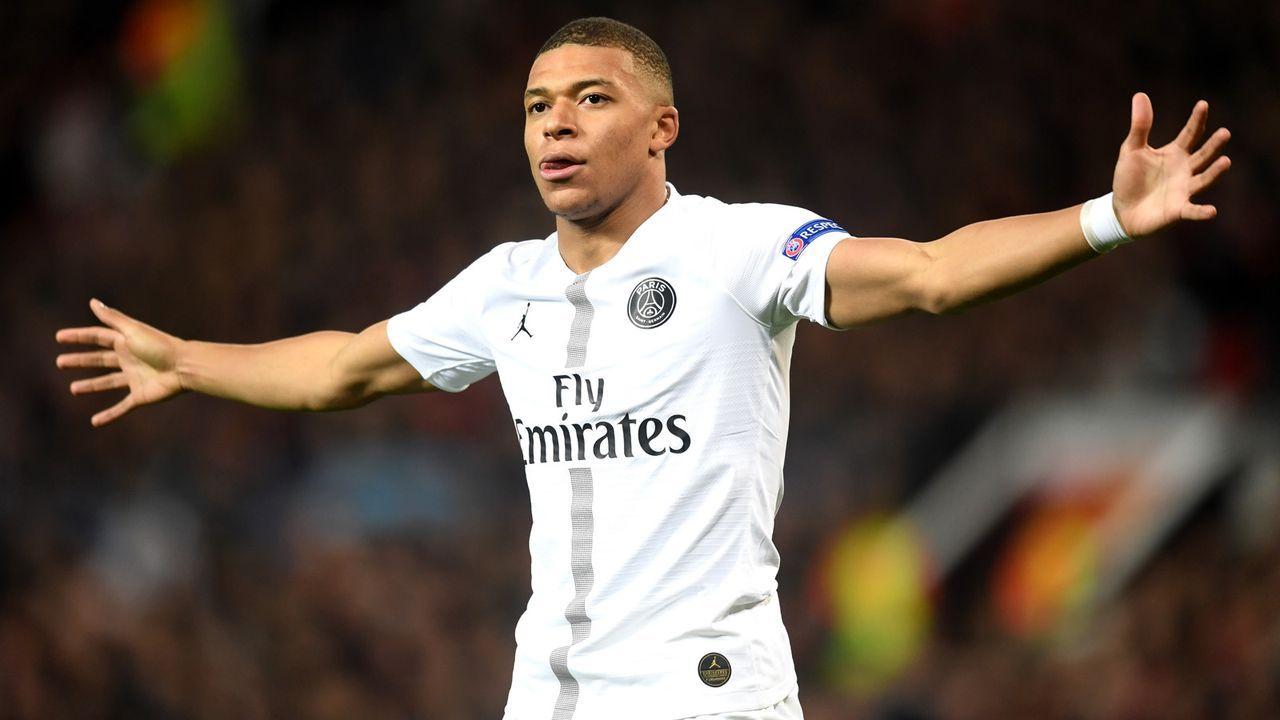 Kylian Mbappe (Paris St. Germain) - Bildquelle: 2019 Getty Images