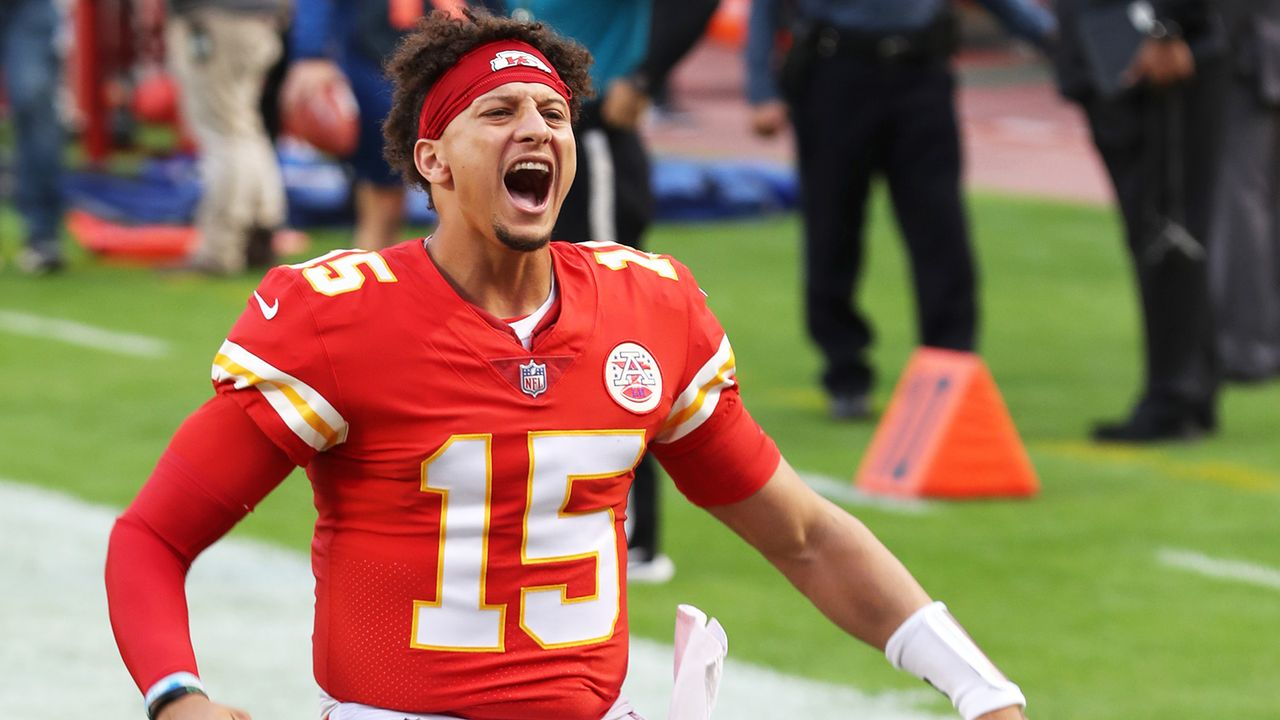 Platz 11: Patrick Mahomes (Kansas City Chiefs) - Bildquelle: Getty Images